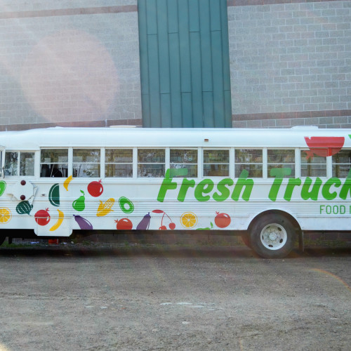 Fresh Truck Launch Re-Freshed