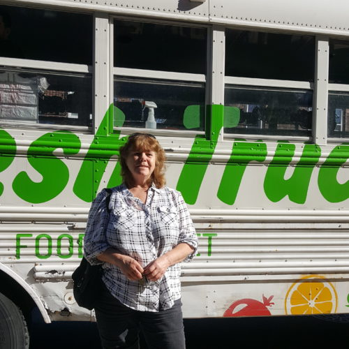 Fresh Truck Community Beet: Cathy Sisto